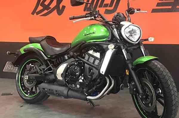 2015 KAWASAKI VN650 ABS 總代理