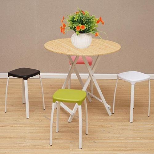 家用簡易折疊桌戶外餐桌
