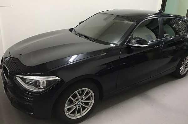 自售 BMW 2015年116i