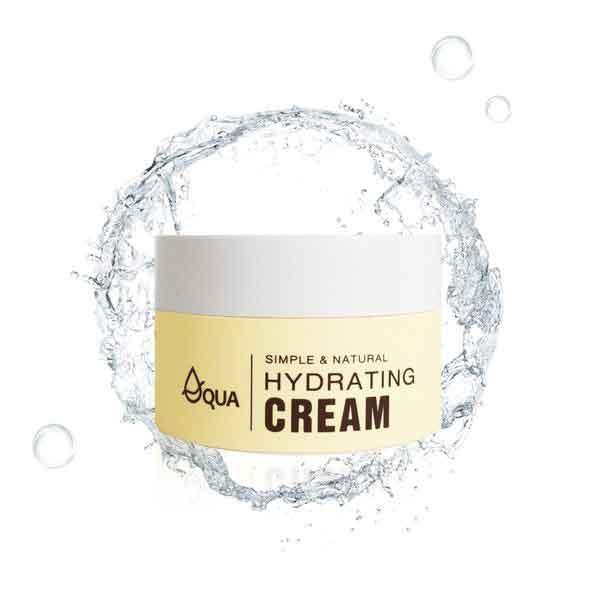 de第一化粧品 Aqua水觸感保濕乳