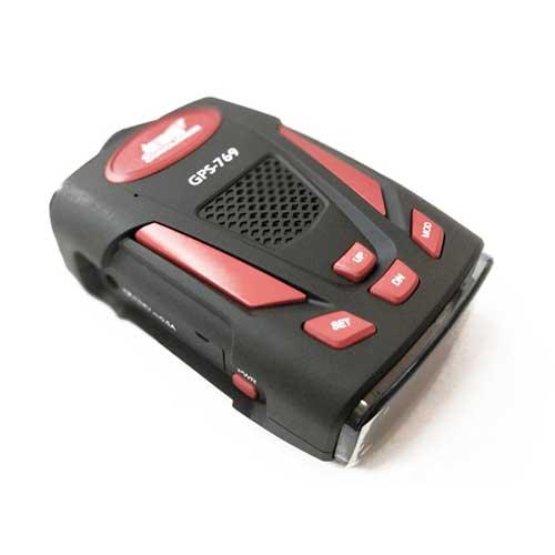 征服者 GPS-769 全頻雷達一體機/行車安全警示器/雷達測速器【含