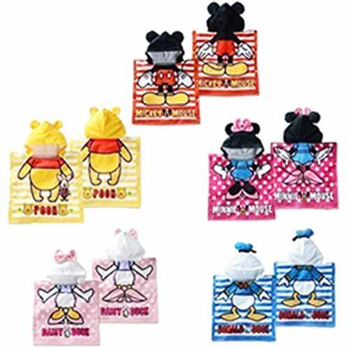 迪士尼純棉兒童浴巾