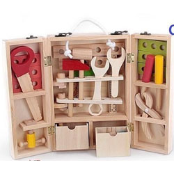 小孩兒童修理工具箱