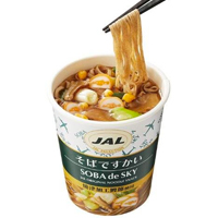 JAL日清泡麵