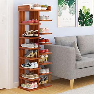 八層鞋架置物櫃