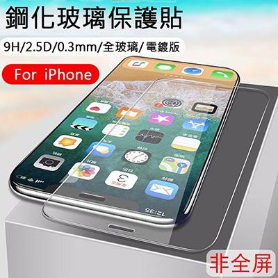 iPhone 9H鋼化玻璃貼