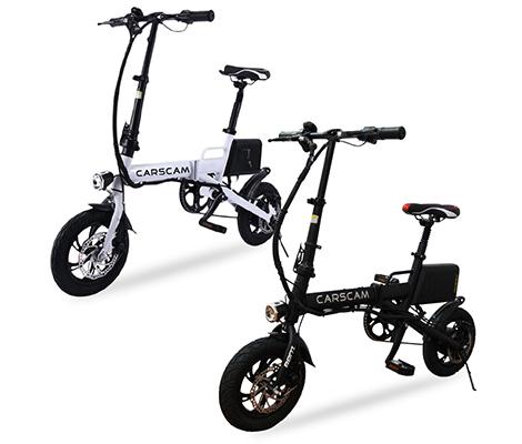 EB4全新36V快速折疊電動自行車
