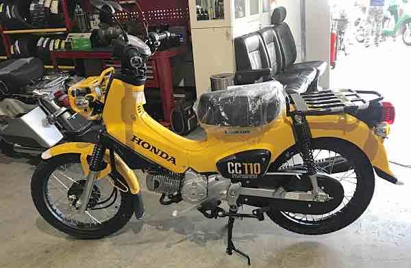 HONDA CC110 Cross Cub 全新車!