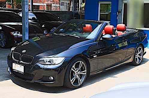 2008出廠 BMW 335CIC 硬頂四座敞篷