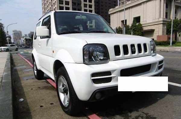 自售 2008 SUZUKI Jimny 1.3L 4X4