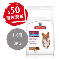 成犬 1-6歲 優質健康 (羊肉+米)  3KG