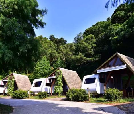 風車House包套式露營車