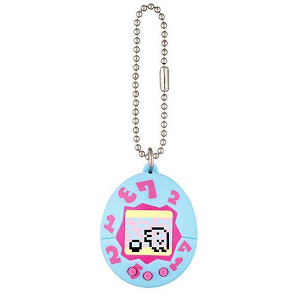 塔麻可吉 迷你復古版水藍+粉紅色