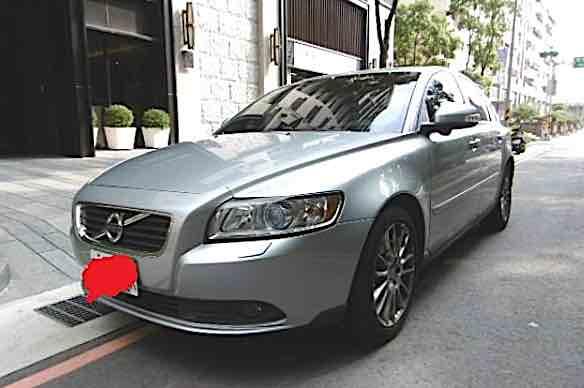 自售 2011 VOLVO S40 2.0 一手車