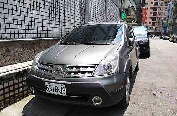 自售2012 Nissan Livina S頂規版