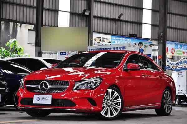 Benz CLA200 2018 新款 總代理
