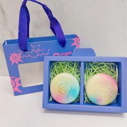 可愛QQ皂禮盒