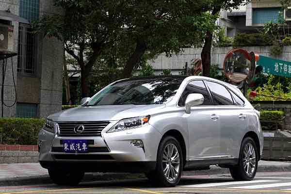 2013凌志RX450h 頂級版