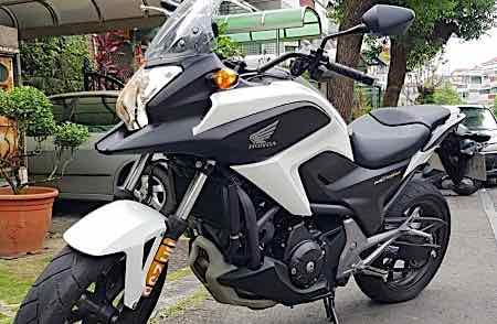 自售 2015年HONDA NC-750X