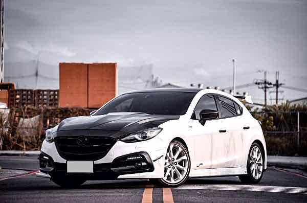 2015年 Mazda3 頂級版