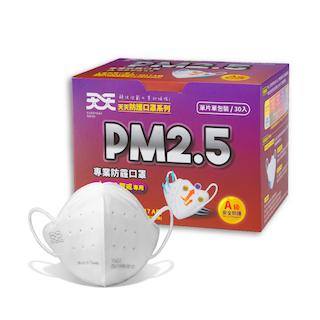 PM2.5專業防霾口罩