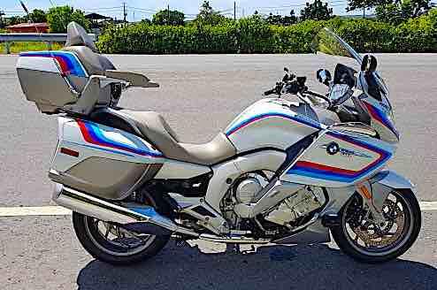 BMW旗艦 K1600GTL exclusive特仕版