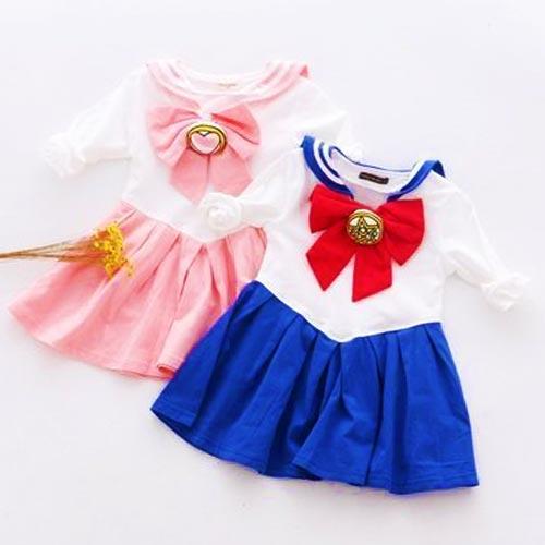 美少女戰士女童連身裝