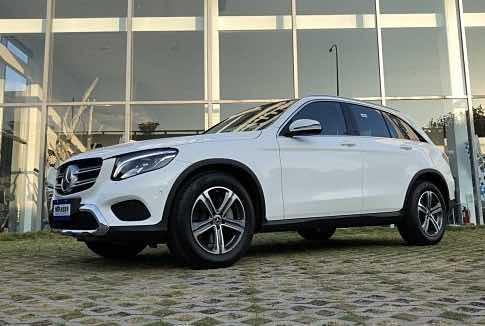 2016年 Benz GLC300  CPO認證