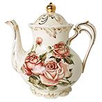 歐式陶瓷下午茶具組