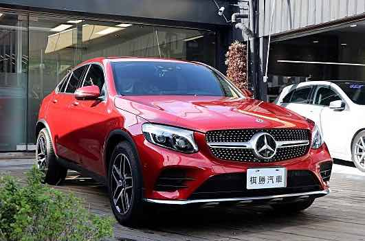 BENZ GLC250 Coupe 2018 總代理