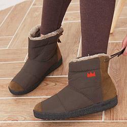 防潑水羽絨靴