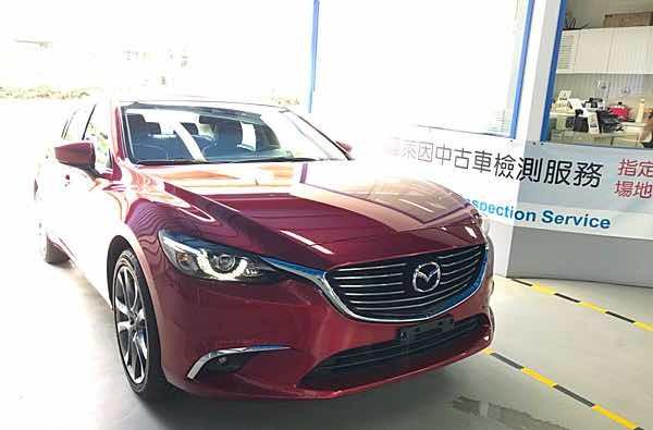 2017年Mazda 6 汽油 2.0L 可全額貸
