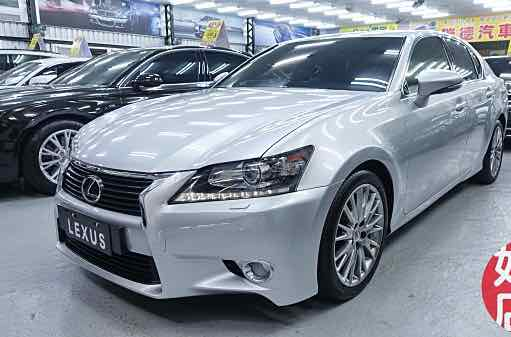 Lexus GS250 頂級版 2013年式