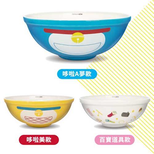 7-11哆啦A夢陶瓷碗