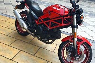 2008年 杜卡迪695
