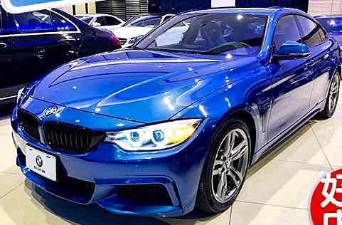 2015 BMW 428 四門 M款全配 跑車版