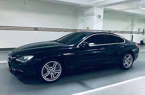 BMW 640i GC 總代理