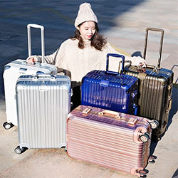 29吋豪華鋁框行李箱