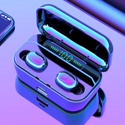 無線藍芽5.0耳機