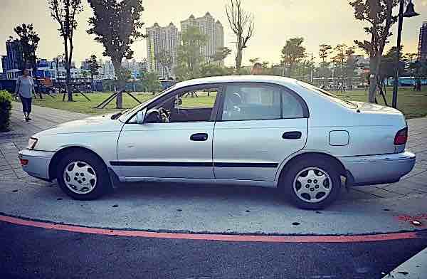 自售黃金梅利號-1997經典老車A秀