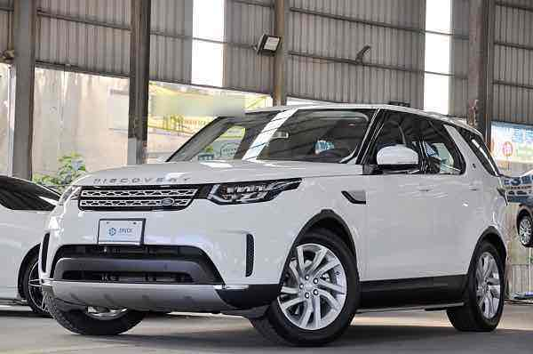 Land Rover Discovery 2018 總代理