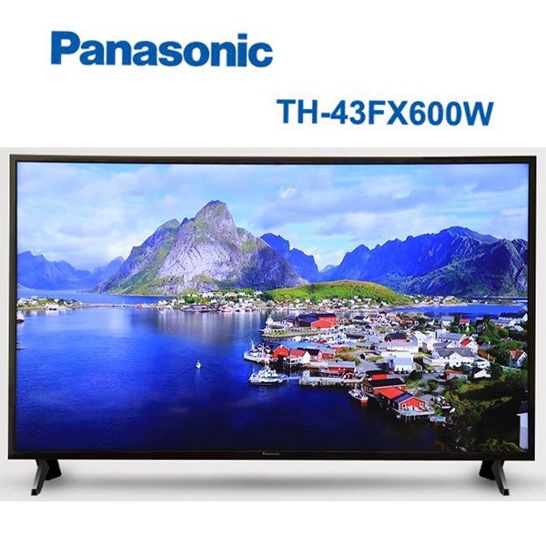 Panasonic 43吋4K液晶電視