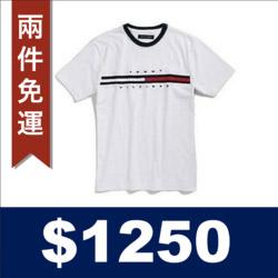 Tommy Hilfiger LOGO短袖T恤