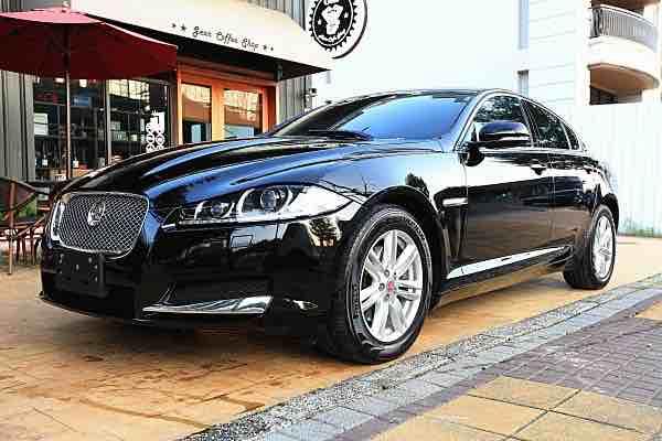 正2014 Jaguar XF英式紳士優雅房車