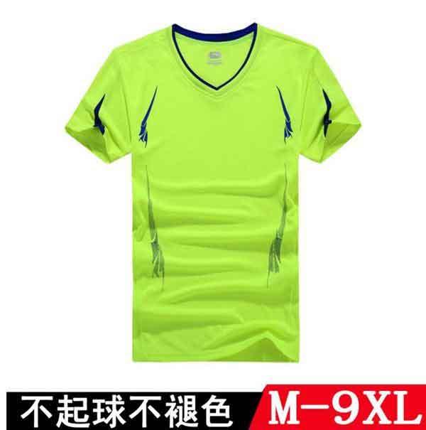 夏季速乾衣運動T恤