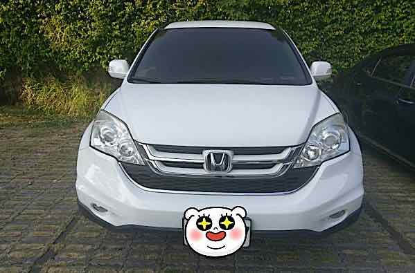 2012 純一手車 CRV 2.4 原版件原漆