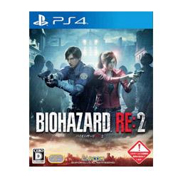 PS4 惡靈古堡2重製版 中文版