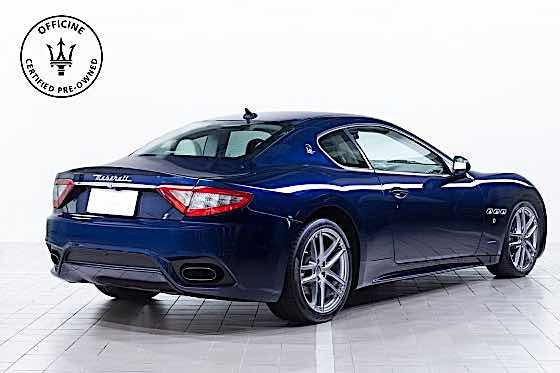 Maserati 2018 GT Sport 4.7
