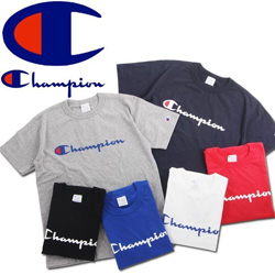 Champion Basic Logo T