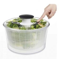 按壓式蔬菜脫水器大白